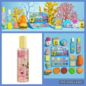 Spongebob BFF Hydrating + Brightening Primer Mist